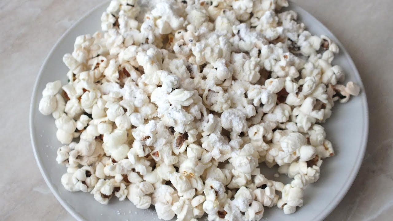 Как приготовить попкорн из зерен кукурузы в домашних условиях 303