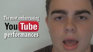 The most embarrassing youtube performances [ CRINGE WARNING ]