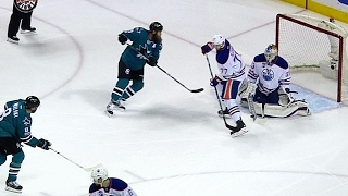 Gotta See It: Pavelski scores just 15 seconds into Game 4