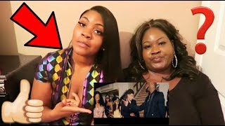 Davido - fall (official music video) REACTION |Nikki nicole TV|
