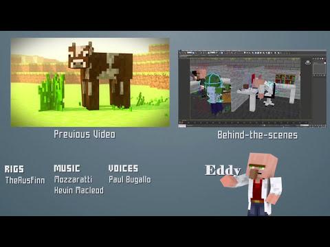Office Shenanigans - Minecraft Animation - Slamacow