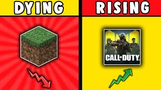 Call of Duty Mobile is Killing Minecraft... Here's how