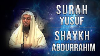 Powerful Quran Recitation | Surah Yusuf [69-104] | Shaykh Abdurrahim El-Kaouch