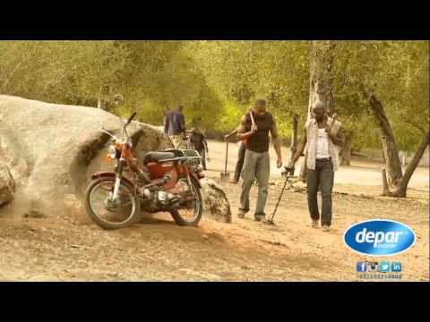 Depar Detector Advertising on Canal+ and Nollywood Tv for all Africa