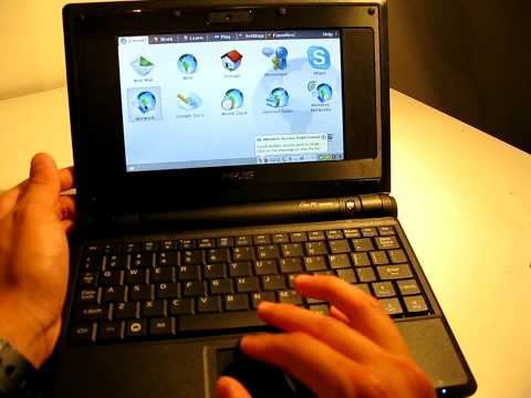 Windows Asus Eee How Make Everything