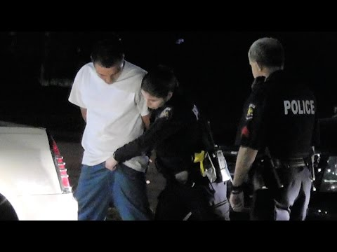 Female Cop Reach Around - Gender Double Standard? thumbnail