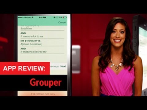 """grouper dating app Grouper is a new york, ny based dating startup/social club """"that sets up drinks between 2 groups of friends"""" posted by willy franzen on february 14, 2013 jobs updated daily."""