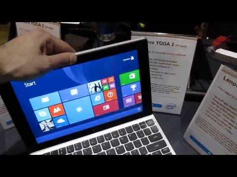 Lenovo miix 2 11 video clips