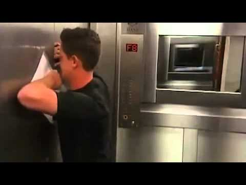 Extremely Funny Scary Corpse Elevator Prank. Brand New.