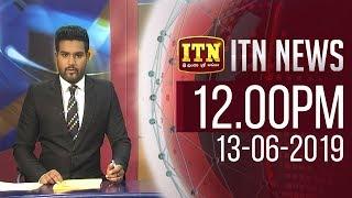 ITN News 2019-06-13 | 12.00 PM