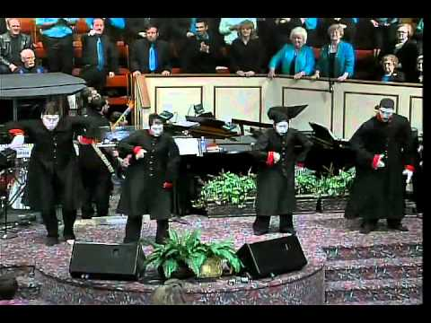 Break Every Chain- Anointed Mimes Fmcog video
