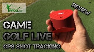GAME GOLF LIVE GPS SHOT TRACKING SYSTEM - REVIEW