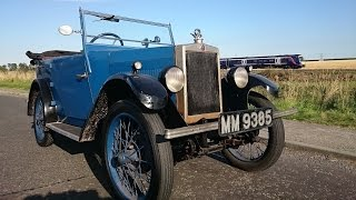 1929 MORRIS MINOR OHV TOURER Vintage Car