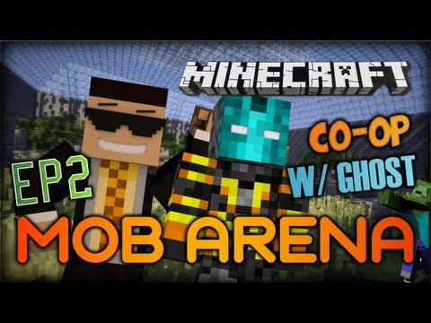 Minecraft Mob Arena 2 