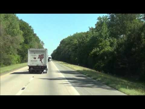 South Carolina - Interstate 95 North - Mile Marker 10-20 (4/12/12)