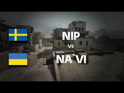 Na`Vi vs NIP on de_dust2 @ ESEA by ceh9