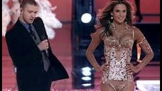 Victoria's Secret  - Justin Timberlake Sexy Back vs Adam Levine - Maroom 5, Moves Like Jagger
