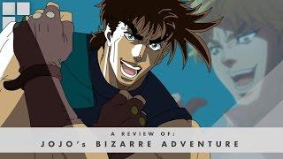 GR Anime Review: JoJo's Bizarre Adventure (PB+BT)