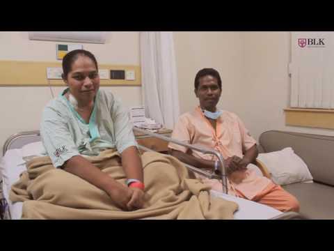 Delhi Liver Transplant: Patient and Donor from Nauru Australia under Prof Sanjay Singh Negi