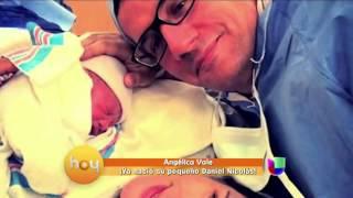 Angelica Vale hablo de nacimiento de su hijo -Hoy