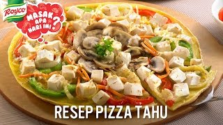 Cooking with Chef Billy: Pizza Tahu