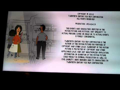 Linda Belcher's Thanksgiving Turkey Song. video