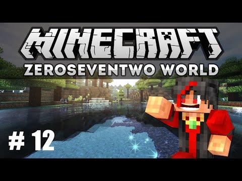[Minecraft]โลกแห่ง 072 ตอนที่ 12 โลกมดตัวน้อยๆ