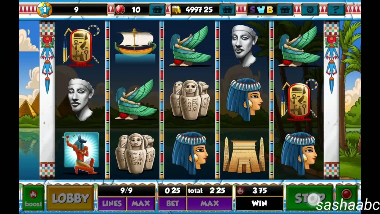 Cleopatra casino