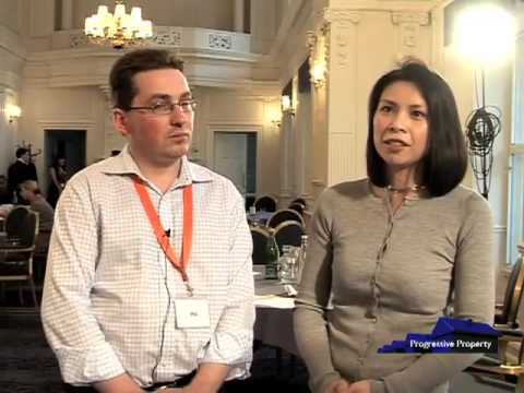 Phil Martin & Christine Or Interview Progressive Property Estate Agents Course