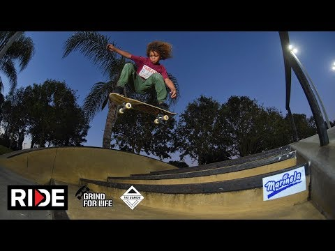Grind for Life Series at Lakeland Presented by Marinela
