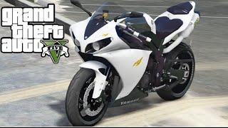 GTA V Mods - Yamaha R1 2014