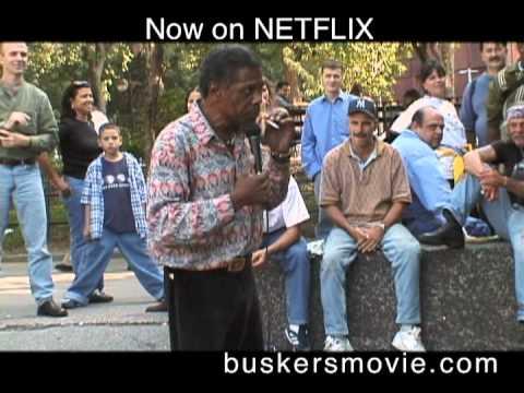 Buskers Trailer netflix & web