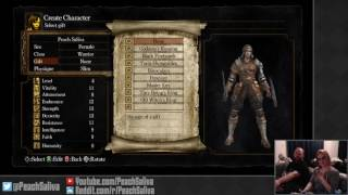 Ruby Weapon Hour - Dark Souls (First Time! Blind, as in she is basically blind)