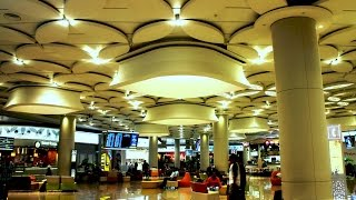 Mumbai Chhatrapati Shivaji International Airport Terminal 2 Glimpse