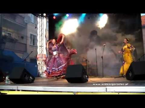 03Angelika Siwak. V Festiwal Kultury Romskiej w Lubaniu