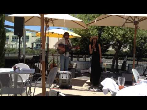 Tim & Nicki Bluhm - Think About The Two Of Us @ Terrapin Crossroads in San Rafael, CA - 05/12/12