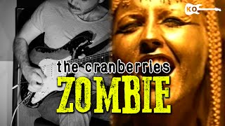 Download Lagu The Cranberries - Zombie - Electric Guitar Cover by Kfir Ochaion Gratis STAFABAND