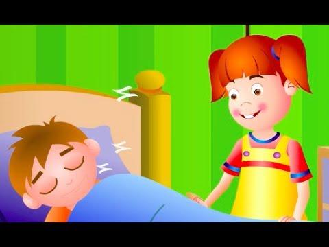 Are You Sleeping Nursery Rhyme - Animated Rhymes...