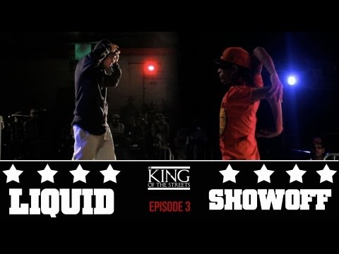 Battles - Liquid vs Showoff | BattleFest King of the Streets 5