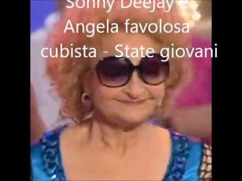 Angela Favolosa Cubista State Giovani nuova canzone 2012/2013 UOMINI E DONNE – Sonny Deejay