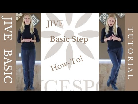 Basic Jive Technique - Ottawa Dance Sport Studio
