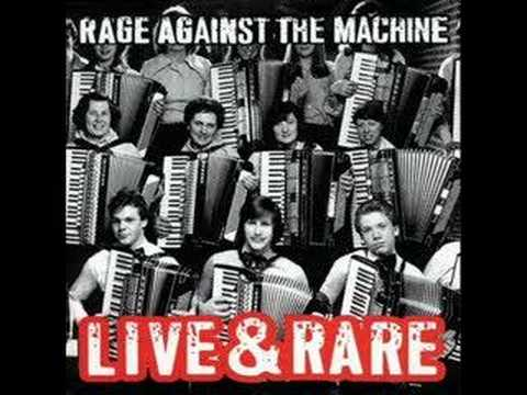 Rage Against The Machine - Hadda Been Playing On The Jukebox