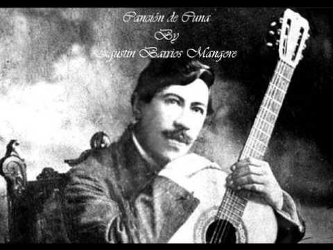 Барриос Мангоре Агустин - Cancion De Cuna