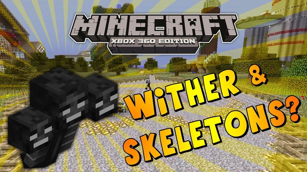 Minecraft Xbox 360 Wither