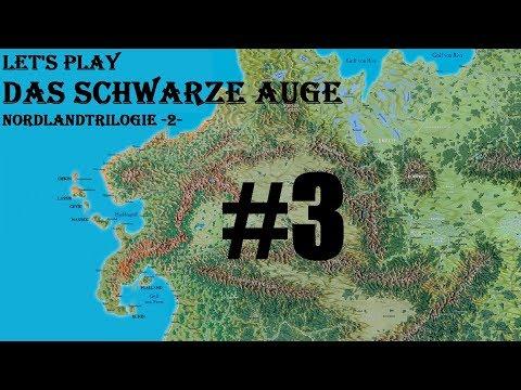 Let's play Das Schwarze Auge 2 - Sternenschweif - #3 - Untersuchungen in Gashok