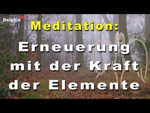 Wie kann ich Kraft auftanken? - Meditation