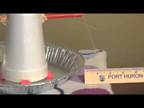 static electricity science fair projects