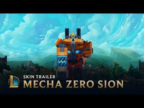Mecha Zero Sion: Reactivated