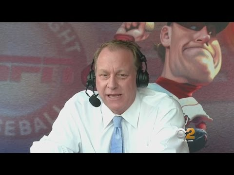 ESPN Baseball Analyst Curt Schilling Loses His Gig After Making 'Unacceptable' Comments About Transg