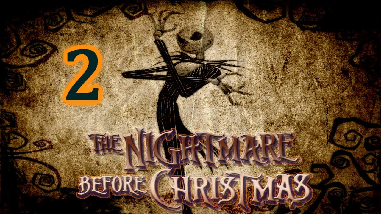 Download What Game Continue The Story Of The Nightmare Before Xmas ...